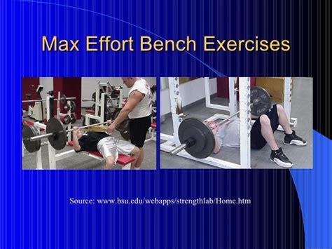 dynamic effort bench westside for athletes cressey site