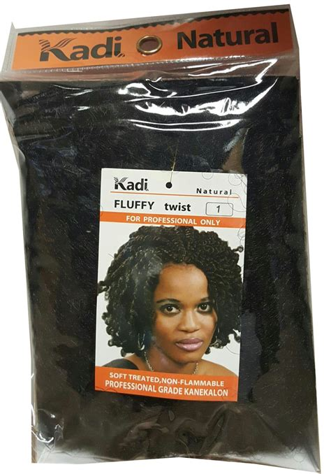 fluffy hair twist by kadi eon now kadi natural fluffy twist