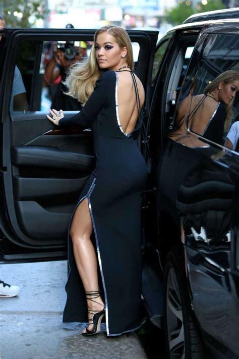 Hot! or Hmm Rita Ora's New York City Dsquared2 Resort