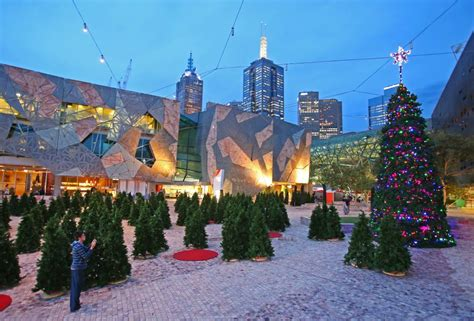 sydney and melbourne light up for christmas newcastle herald