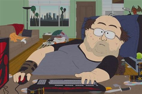 South Park Nice Meme - meme fat guy at computer image memes at relatably com