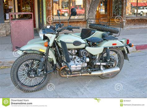 Ural Motorrad Blog by Ural Motorrad Redaktionelles Stockfotografie Bild Von