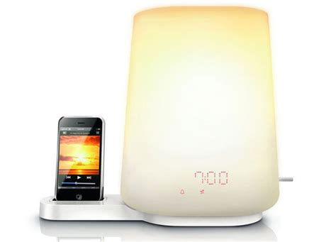 philips wakeup light review philips wake up light review digital trends
