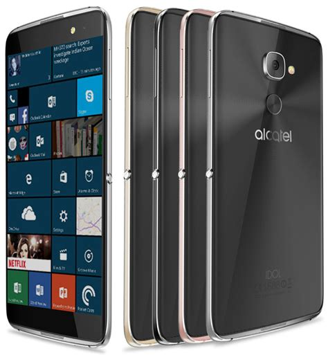 Hp Alcatel Go Play alcatel idol 4s con windows es el nombre pr 243 ximo gama