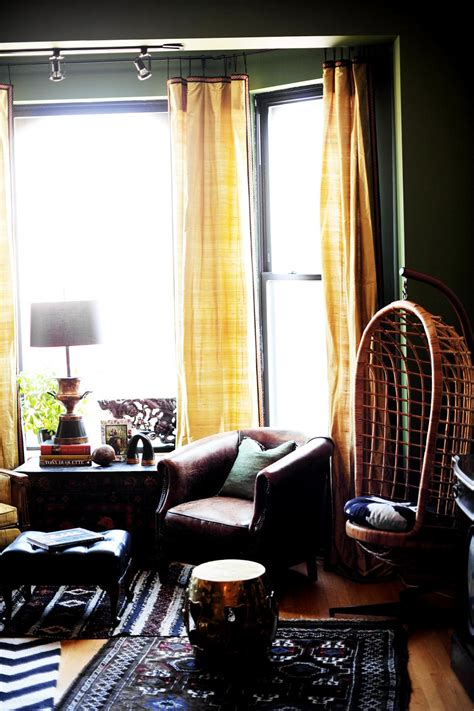 suzann kletzien colorful eclectic living room full of global accents