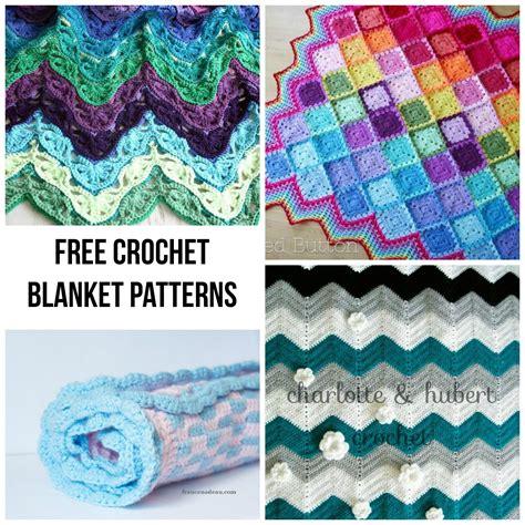 pattern crochet throw cuddle up to 7 free crochet blanket patterns