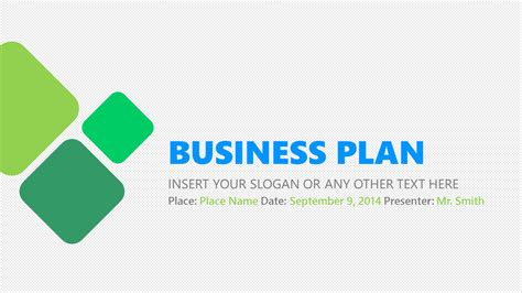 template powerpoint business business plan powerpoint template prezentr