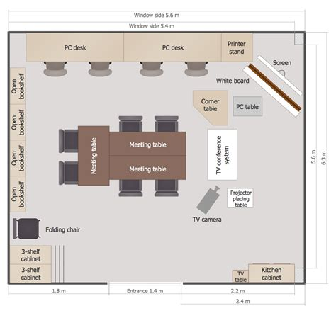 classroom layout software school floor plans school and training plans video