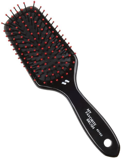 pattern paddle brush spornette 5160 creative beauty concepts
