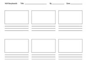 Photoshop Animation Templates by Search Results For Printable Storyboard Templates