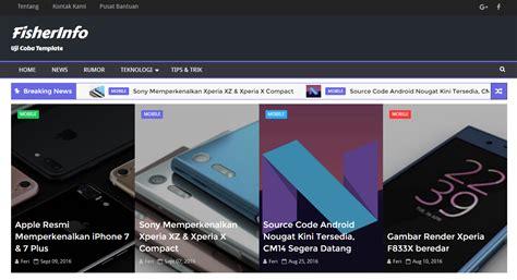membuat web kus perkenalkan fisherinfo 2 0 fisherinfo