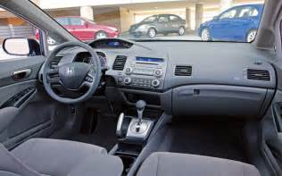 2007 honda civic interior photo 23