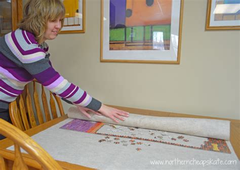 How To Make Your Own Matting For Picture Frames by How To Make Your Own Puzzle Mat