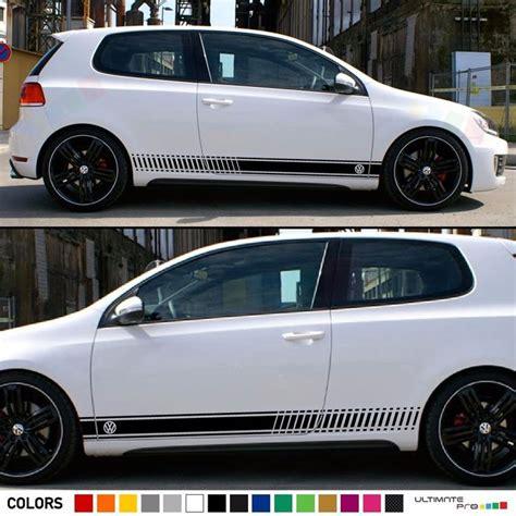 Sticker Vw Golf 5 by 33 Best Decals For Volkswagen Golf Images On Pinterest