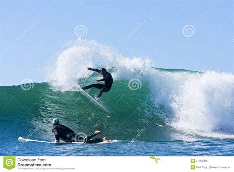 surfer matte matt zehnder surfing in santa california editorial