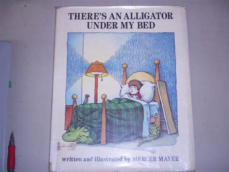there s an alligator under my bed thinkteachtalk there s an alligator under my bed