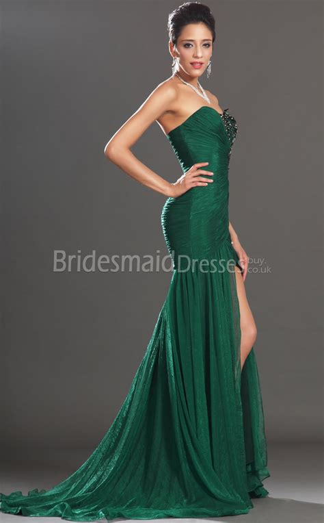 edressit green halter mermaid evening dress prom ball gown sexy dark green velvet chiffon trumpet mermaid sweetheart