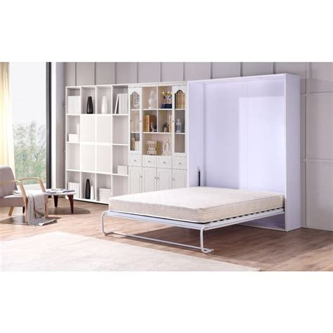 queen size murphy beds fold down queen size palermo hidden murphy wall bed buy