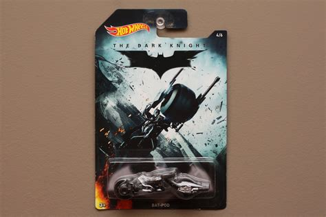 Diecast Hotwheels Batman Bat Pod Ah183 wheels 2015 batman series the bat pod