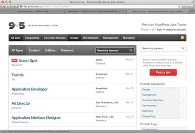 themeforest jobcareer themeforest item pinstripe premium resume http