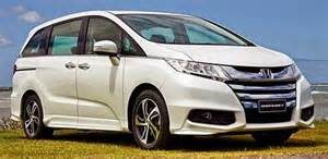 2016 Honda Odyssey Redesign 2016 Honda Odyssey Redesign Release Date And Changes