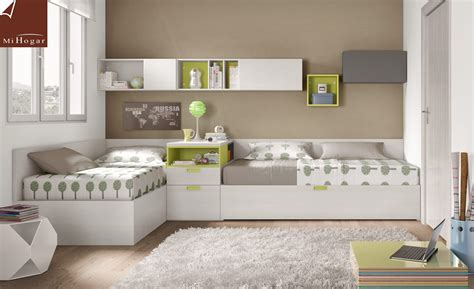 camas juveniles nido dormitorios juveniles homelike categor 237 as de productos