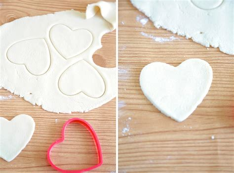 diy christmas ornaments flour homemade christmas