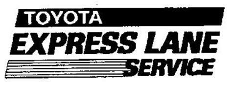 Toyota Jidosha Kabushiki Kaisha Toyota Express Service Trademark Of Toyota Jidosha