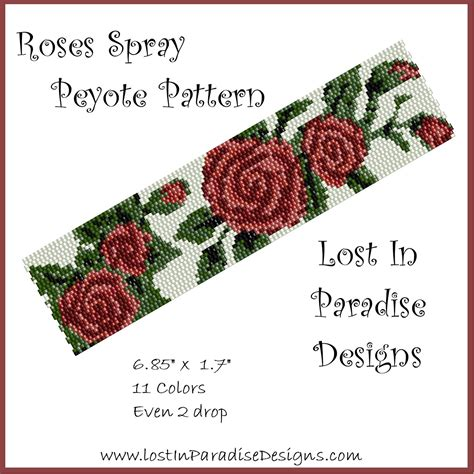 lost in paradise designs peyote stitch patterns