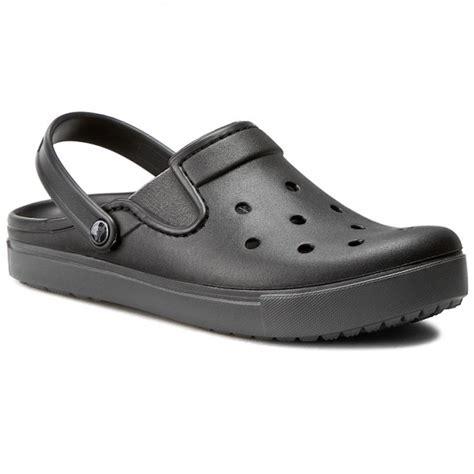 Sandal Crocs Sandal Crocs Citilane Clog slides crocs citilane clog 201831 black graphite clogs and mules mules and sandals s
