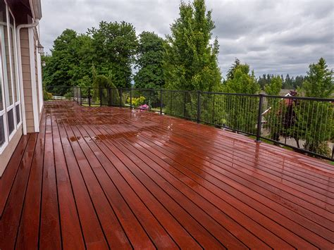 decking material  seattle   pacific