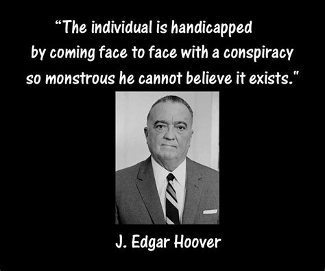 s day quotes edgar j edgar hoover quotes quotesgram