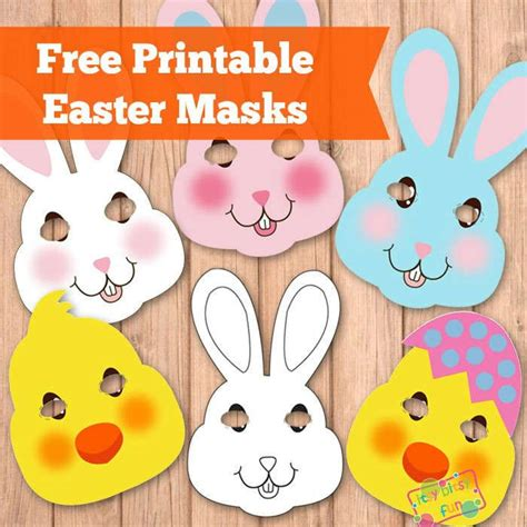 printable bunny mask 12 best free printable animal masks templates images on