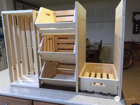 diy kitchen island  pantry storage  plan