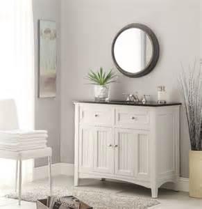 Thomasville Vanity 42 Quot Cauual Style Thomasville Bathroom Sink Vanity Cabinet