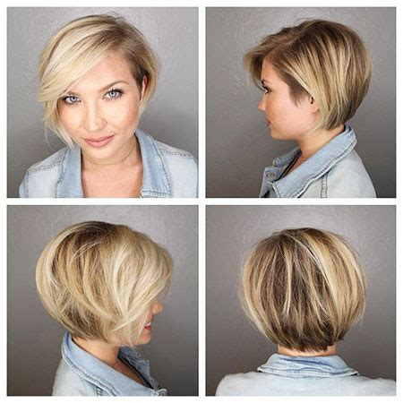 360 view of pixie haircuts with long bangs 50 new short blonde bob hairstyles 2016 2017 blonde