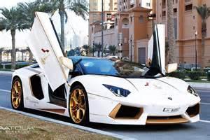 Lamborghini Price In Qatar Qatar Lamborghini Aventador Gold Photo 1 14425