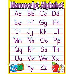 printable alphabet manuscript chart 6 best images of printable manuscript alphabet chart