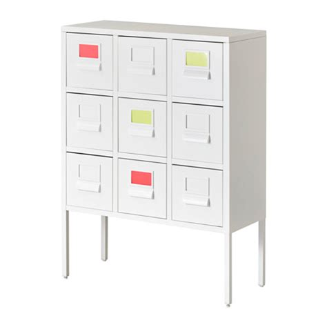 white storage cabinet with drawers sprutt cabinet with drawers white 68x94 cm ikea