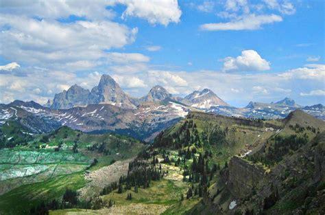 Grand Teton National Park   Grand Targhee Resort