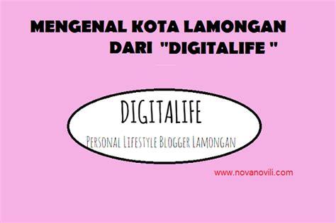 Bl 3 806 Apa Siapa Orang Jawa Tengah Bambang Sadono Citra Almamat mengenal kota lamongan dari digitalife nashhah