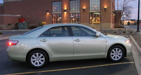 2009 Toyota Camry Recalls Toyota Camry Audi S8 Top Targets For Car Theft