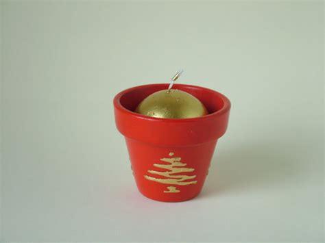 vasi natalizi vasi di terracotta decorati per natale 20 idee tutorial