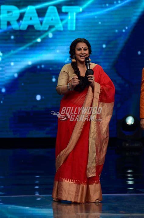 India Idol vidya balan and sonakshi sinha promote begum jaan and noor