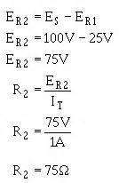 bleeder resistor calculator voltage dividers