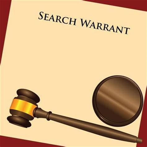 How Is A Search Warrant Valid When Can Search My Computer Drives