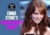 emma stone education emma stone hair 4 easy steps to emma s sexy beachy waves