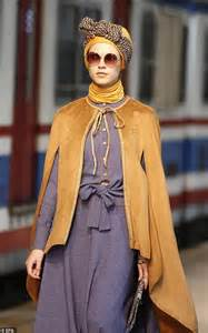 Modesty A New Trend In Womens Clothing by Istanbul Modest Fashion Week Features A Rage Of