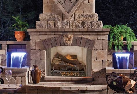 preway built in fireplace insert walter hanson