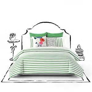 Labrador Comforter Sets Kate Spade New York Harbour Stripe Duvet Cover Set Bed